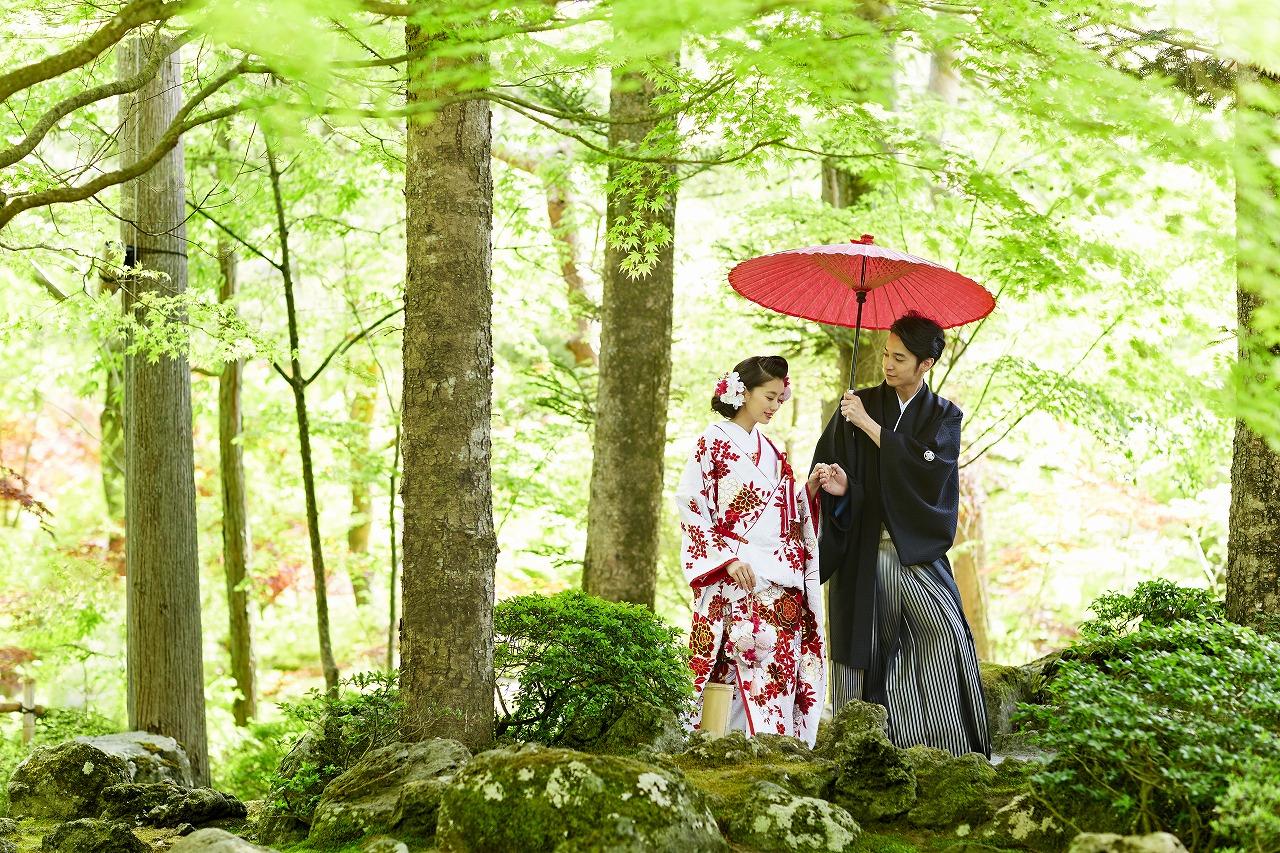 平日限定★和装に興味のある方必見!★ 和婚フェア!日本の伝統を体感!感動の神前式会場【神明殿】見学ツアー