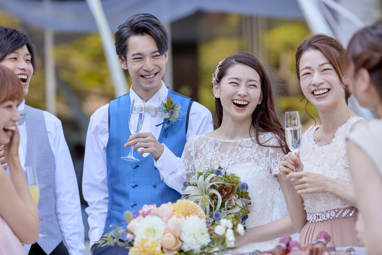 【2部制W】少人数家族婚+カジュアル友人パーティー相談会