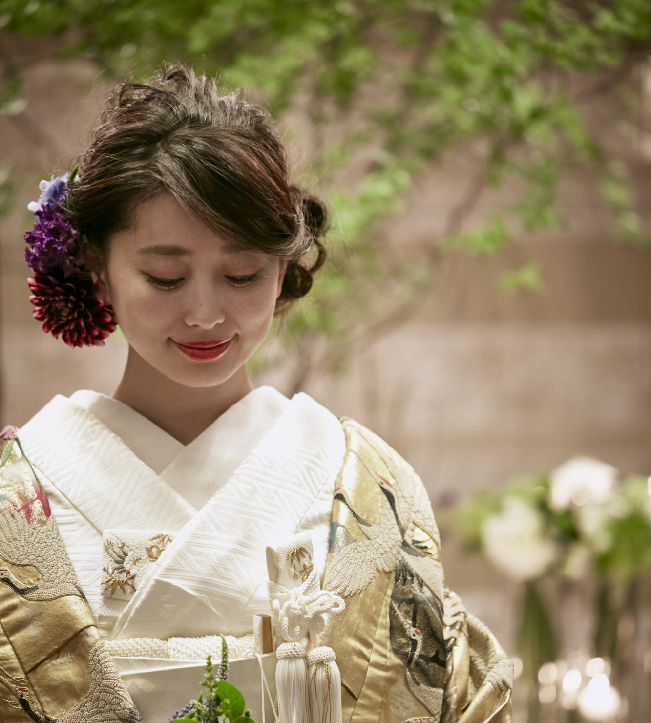 ★和装に少しでも興味のある方必見!★ 和婚フェア!日本の伝統を体感!感動の神前式会場【神明殿】見学ツアー