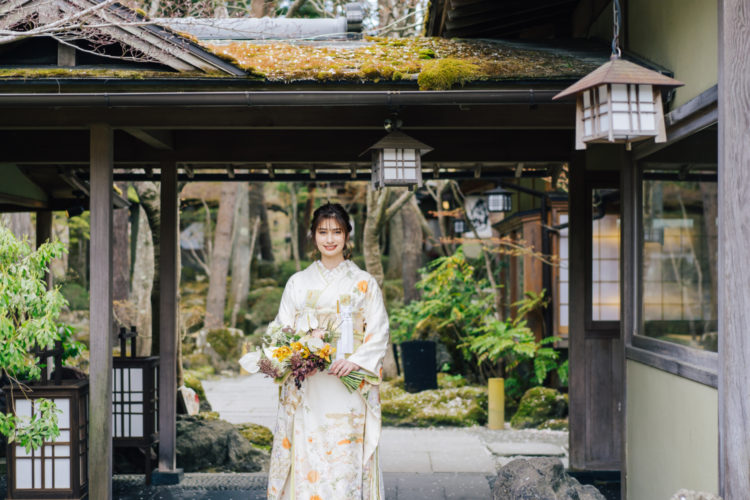 【大人花嫁が注目!】和婚フェア!日本の伝統を体感!感動の神前式会場【神明殿】見学ツアー