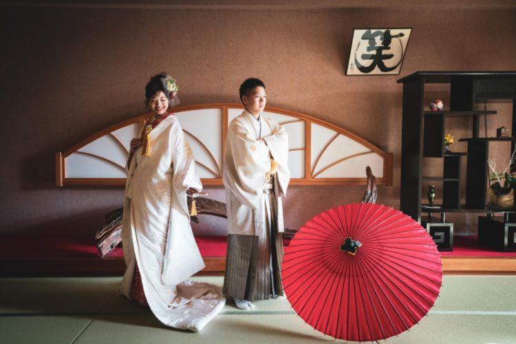 【和装を着てみたい方必見!】和婚フェア!日本の伝統を体感!感動の神前式会場【神明殿】見学ツアー