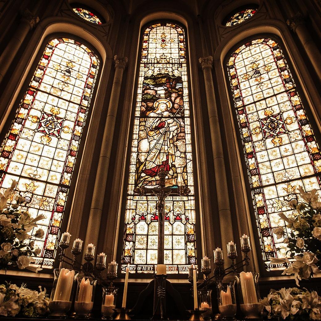 【増税前】 感動の大聖堂挙式プラン