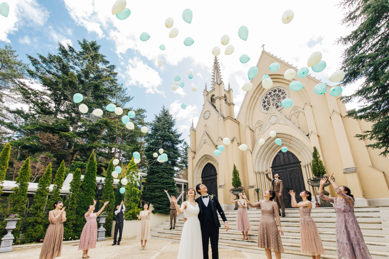 <June Bride Fair>年間最大BIG祭典 大聖堂&会場見学 + 贅沢美食体験 豪華スペシャルフェア!