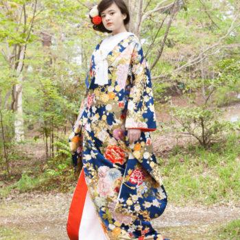 1367吉祥慶香の宴 紺